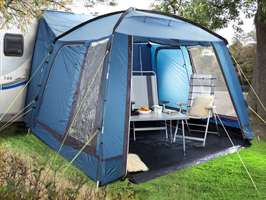 Drive Away Awning - Momentum Cayman for Campervans & Motorhomes