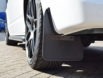 Mud Flap Set Tailgate Rear VW T6 T6.1 2015>