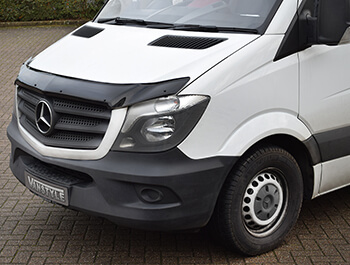 Full Length Bonnet Wind Deflector - Mercedes Sprinter 2013>18