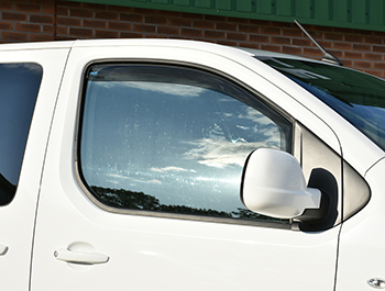 Side Wind Deflectors (Front) Proace, Dispatch & Expert 2016+