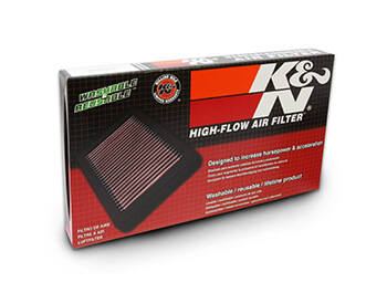 K&N Replacement Air Filter - VW T5 T6 2003-15>