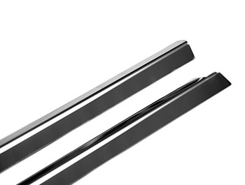 Polished Stainless Steel Window Trims - VW Caddy 2015>
