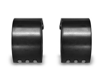 Lazer - Horizontal Tube Clamp Pair - 76mm Universal Fit