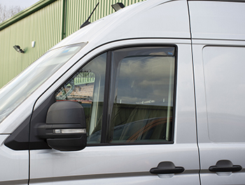 Side Wind Deflectors (Front Doors) VW Crafter/TGE 2017 On