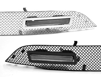 Ford Connect 2014-18 DRL Upper Zunsport Grille