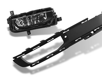Genuine VW LED Fog Light Units & Inserts - VW T6 15>