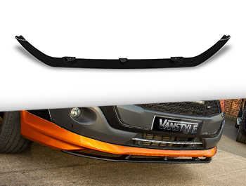 Sport Style Bumper Splitter Add-On - Ford Transit Custom 12-18