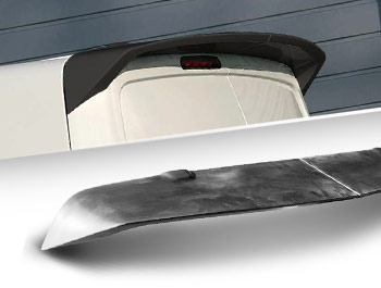 Vanstyle PU Twin Door Rear Spoiler - Expert/Proace/Dispatch 16>