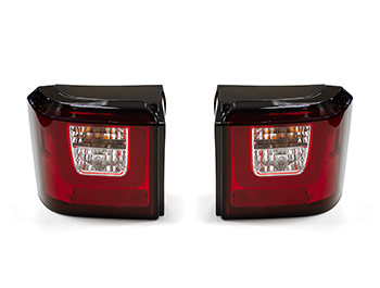 Vanstyle Classic Red LED Rear Taillights - VW T4 90-03