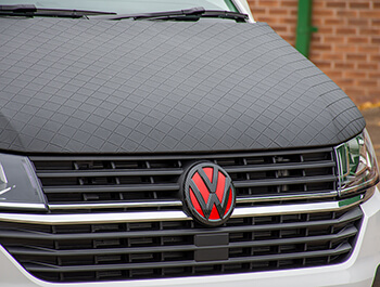 Diamond Effect Full Length Bonnet Bra - VW T6 15>