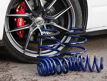 H&R 35mm Lowering Springs Front & Rear - VW T6.1 19>