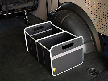 Genuine VW Foldable Storage Box - 30kg load