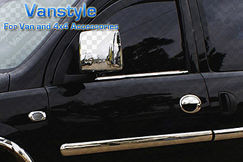 Window Trim Cover- Vauxhall Combo 03-10