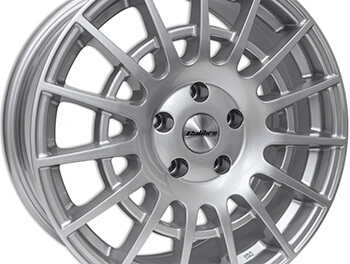 "Calibre T-Sport 20"" Silver Custom Alloy Wheels & Tyre"