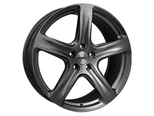 "Calibre Tourer Gun Metal 18"" VW T5 T6 Alloy Wheel"
