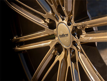Calibre CC-I 20in 9J Gloss Bronze - VW T5 T6 Alloy Wheel Set
