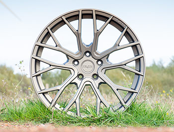"Velare VLR08 20"" Satin Bronze Load Rated Alloy Wheels - T5 T6"