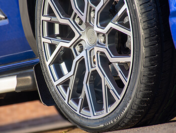 "Velare VLR-T 20"" Gunmetal & Polished Wheels & Tyres - Custom 12>"