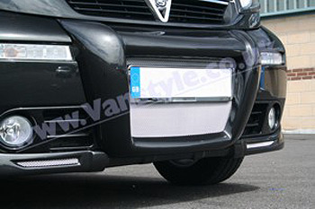 X5 Sports Frontguard - TRAFIC/PRIMASTAR Only 2001-2006 Model