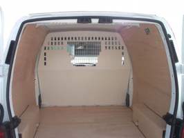 Citroen Berlingo FIRST 1996-07 Van Ply Lining Kit