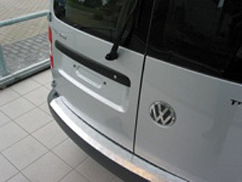 3D Bumper Protector VW Caddy 04-10 & 2010>
