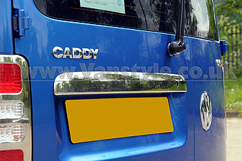 Rear Grab Handle Cover S/S TWIN DOORS- VW Caddy 04-10 & 2010>
