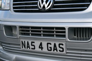 Front Bumper Grille Inserts Stainless Steel VW T5 Transporter Va