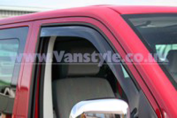Side Wind Deflectors (Front) VW T5 Transporter / Caravelle