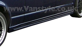 SportMAX Side Skirts Set GRP Unpainted for VW T5 / Caravelle
