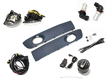 Fog Light, Auto Headlight Upgrade Kit VW T5 2010-15
