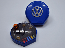 H4 Original VW Bulb & Fuse Kit