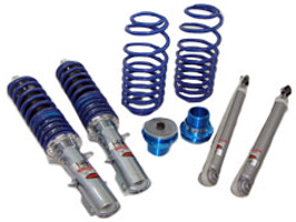 Prosport Transporter T5/T6 Wolfrace Coilover Kit ADJ Height Only