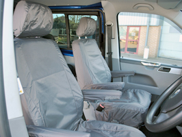 Genuine VW Caddy Waterproof Seat Covers