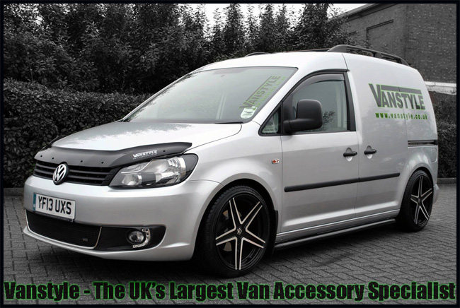 VW Caddy and Caddy Maxi 2010-15 Bonnet Stone Deflector