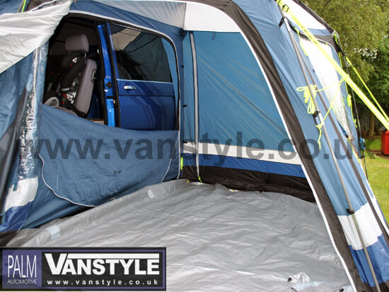 Drive Away Awning Movelite Midi For Campervans And