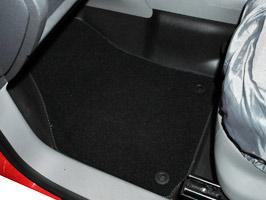 Front Carpet Mat Set VW Caddy 04-15 & 15> RHD