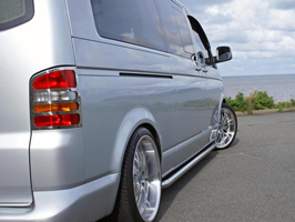 VW T5 Height and Damping Adjustable Coilover Kit 03-09 & 2010>