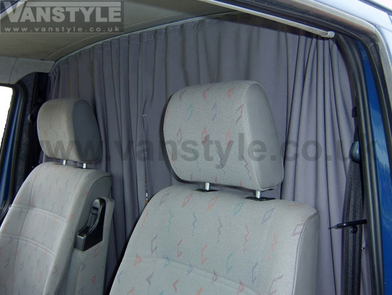 Vw T5 T6 Tailored Curtain Cab Seperation Vanstyle
