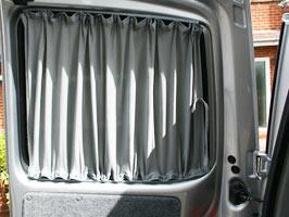 VW T5/T6 Tailored Curtain – Rear Twin Door