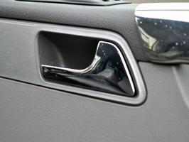 Genuine VW T5 Pair Of Stainless Steel Door Levers