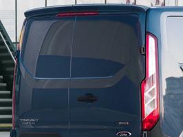 Ford Transit Custom 2012> - Rear Twin Door Spoiler