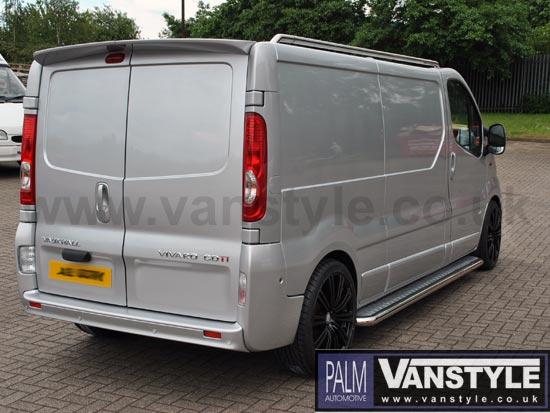 Trax Hd Sportstep Sidebar Vivaro Trafic Primastar Vanstyle