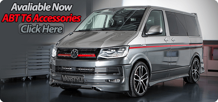 VW T6 ABT Styling & Performance