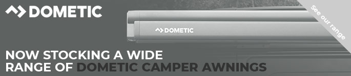 See our Full Range of DOMETIC Awnings