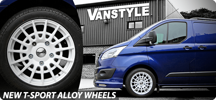 T-Sport Alloy Wheels - Available Now