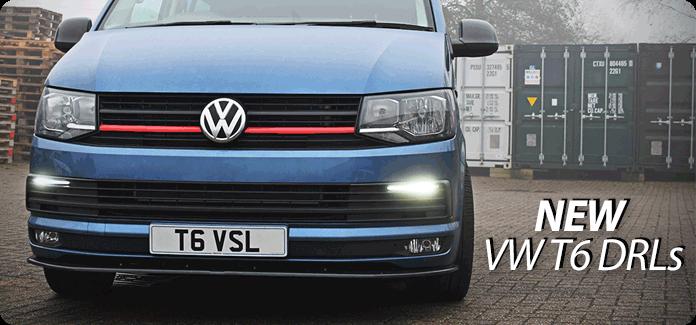 VW T6 Aftermarket DRLs