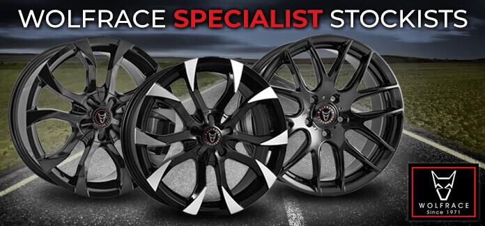 Wolfrace Specialist Stockists