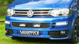 DRL Kit Quality Aftermarket VW T5 Transporter 2010>