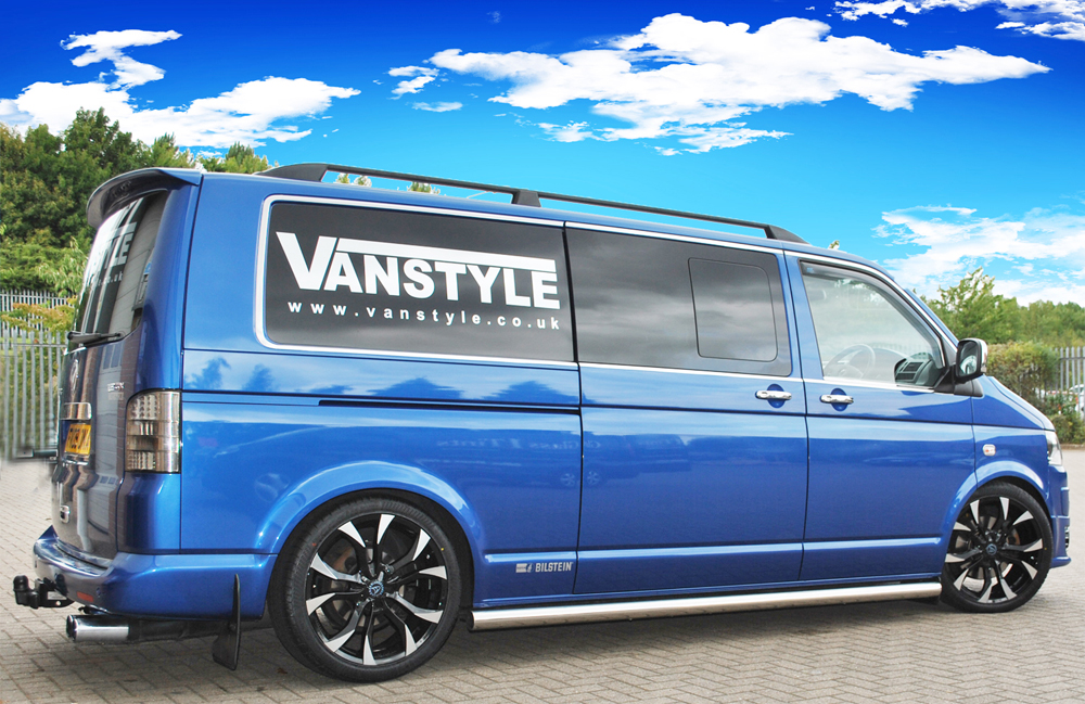 Vw T5 T6 Bilstein B14 Height Adjustable Coilover Kits