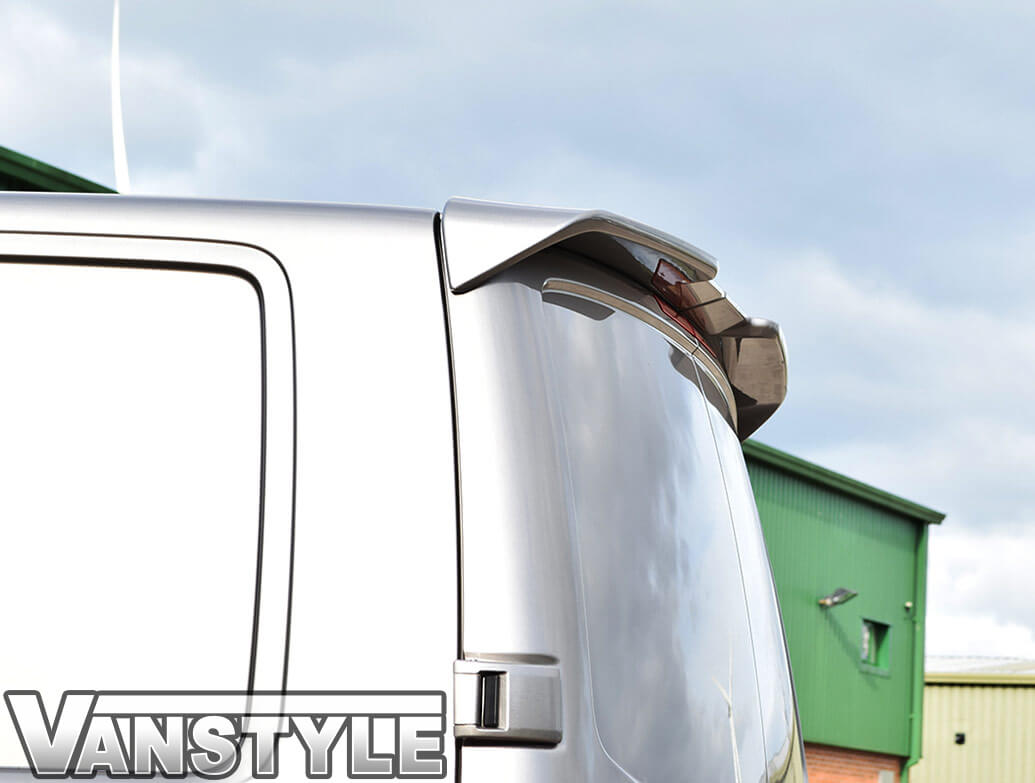 Vanstyle VS Style VW T6 Twin Door Rear Spoiler
